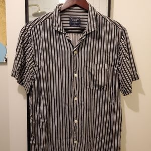 Mens Abercrombie & Fitch Resort Button Up Size M